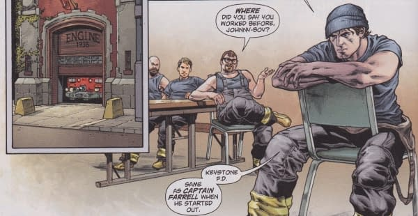 Nine Thoughts About Comics – Wolverine, Fury MAX, Action Comics, Detective Comics, Thief Of Thieves, Muppets, Ferals, Infernal Man Thing and World's Finest
