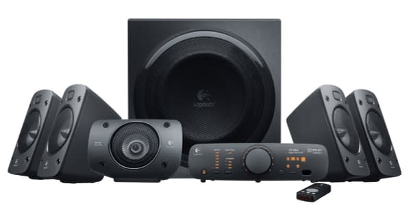 Can You Hear Me Fighting? We Review The Logitech Z906 Speaker System