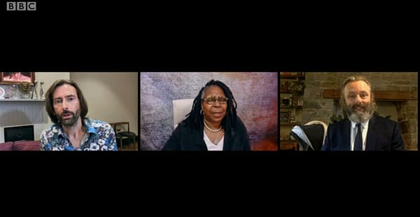 Staged Series 2 Ep 3: Whoopi Reads the Riot Act