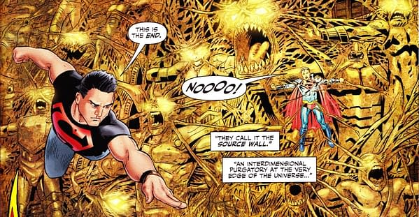 Cruel And Unusual Punishment In The Final Issue Of Teen Titans (SPOILERS)