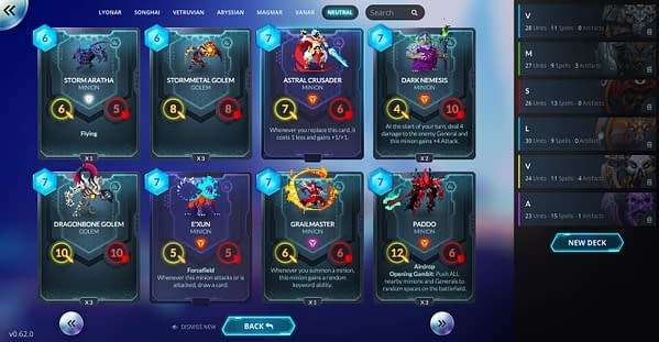 Duelyst Review: Charming Visuals and Chess Strategies