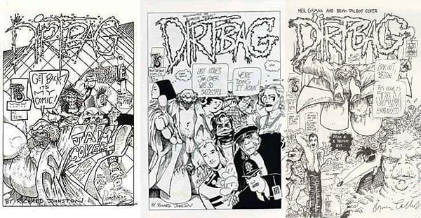 When Dave Sim Went to Diamond Comic Distributors…