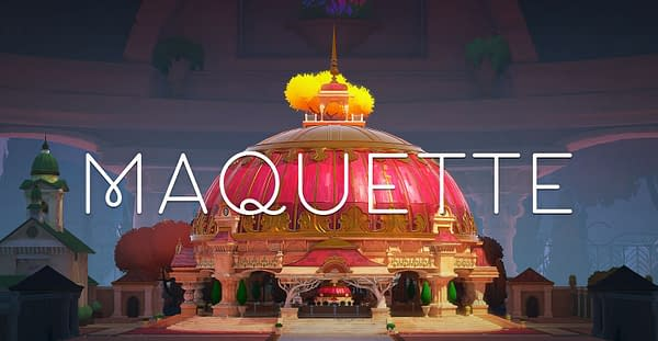 Maquette finds a home on the PS4 and PS5, as well as PC. Courtesy of Annapurna Interactive.
