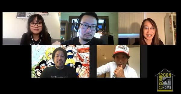 Super Asian-American SDCC Panel Talks Creativity and Inclusivity