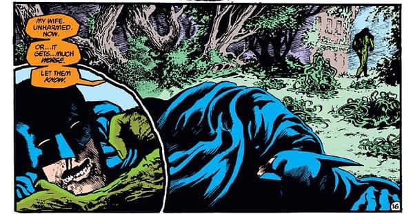 Swamp Thing Hijacks Arrowverse in Desperate Bid for Second Season (Image: DC Comics)
