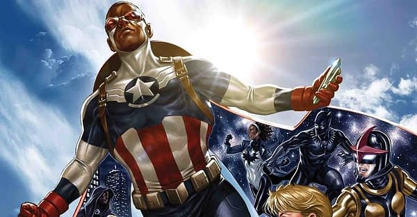 Secret Empire #8 Review: One Of The Better Issues, But Still Stuffed With Padding