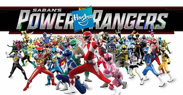 Power Rangers Toy License Leaves Bandai for Hasbro, in Shocking Move
