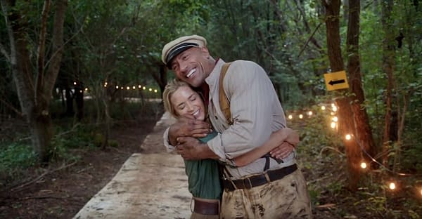 Disney's 'Jungle Cruise' Shares Video of Emily Blunt, Dwayne 'The Rock' Johnson
