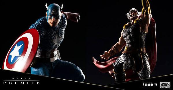 Kotobukiya ARTFX Premier Statue Marvel 1