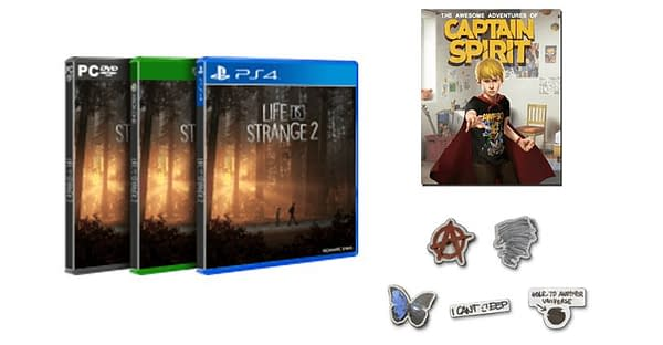 """""""Life is Strange 2"""" Physical Edition Set for February 2020 Release"""