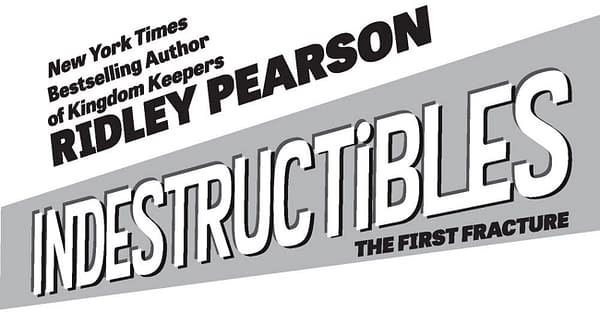 Ridley Pearson's Indestructibles: The First Fracture From DC in March