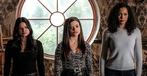 Charmed is welcoming a new face to the cast for season 3 (Image: The CW)