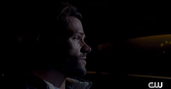 Walker star Jared Padalecki released a new teaser for The CW series (Image; The CW screencap)