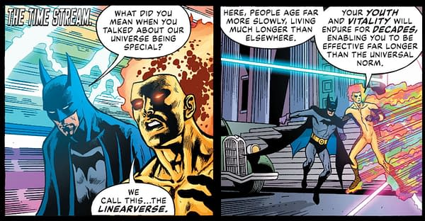 How Does DC's Linearverse Work Exactly? (Generations Forged Spoilers)