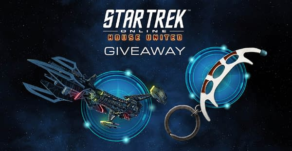 Giveaway: Some Special Items For Star Trek Online: House United