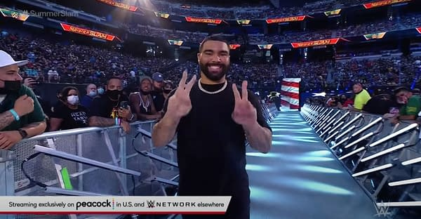 It Appears Olympic Gold Medalist Gable Steveson Has Signed With WWE