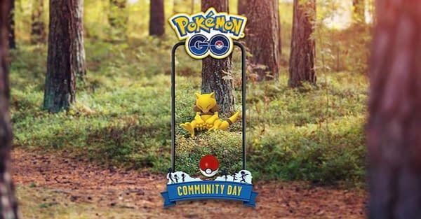 """Pokémon Go"" Has Officially Postponed Its Abra Community Day"