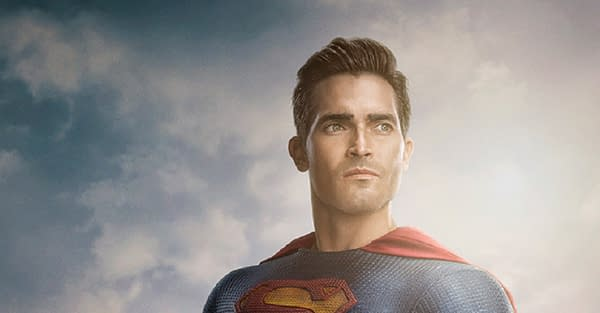 Superman & Lois showed off the new costume (Image: The CW)