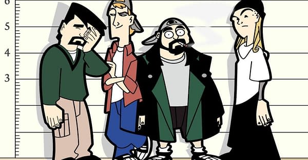 Clerks: The Animated Series, the Gem of Kevin Smith's Quick Stop Saga