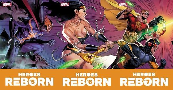 Five Massive Spoilers For Marvel's Heroes Reborn