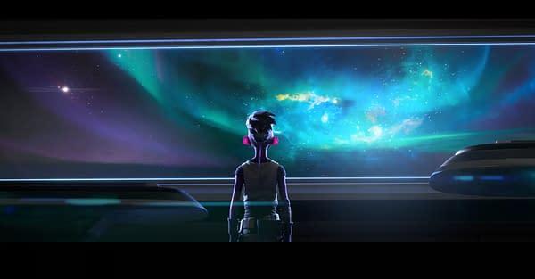 Star Trek: Prodigy Teaser Intros Crew of Starfleet's U.S.S. Protostar