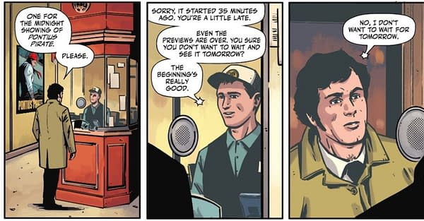 Rorschach #12 by Tom King and Jorge Fornes.
