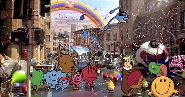 Knight Rider, The Mr Men, Yogi Bear, Muttley And More In New TV Ad For Yogurt