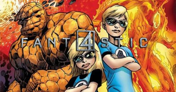 New Fantastic Four Movie from Fox?