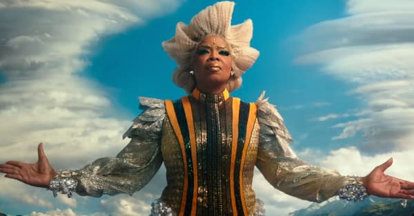 Oprah in A Wrinkle in Time