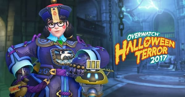 New 'Overwatch' Halloween Skins Leaked Before The Event