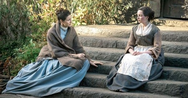 Watch 2 Scenes From Outlander Season 3 Episode 'First Wife' Now!