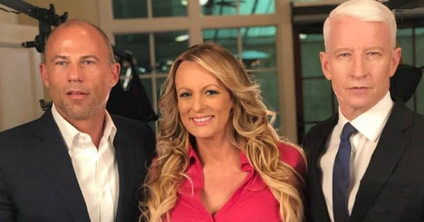 UPDATING ON SITE! 'Stormy' of the Century: Bleeding Cool's 60 Minutes/Stormy Daniels Live-Blog