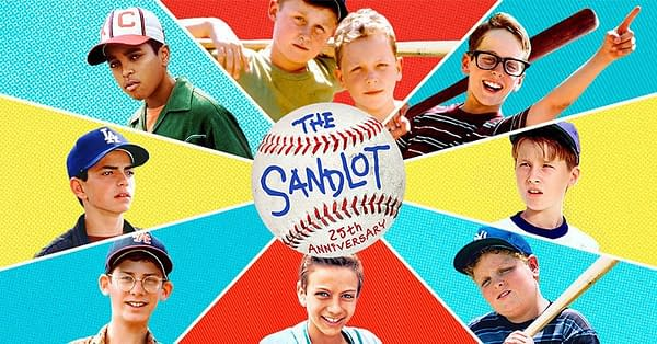 'The Sandlot' Returns to Theaters Thanks to Fathom Events