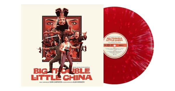 Mondo Vinyl Big Trouble in Little China 1