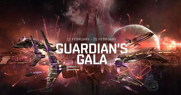 The Guardian's Gala Event Returns to EVE Online Today