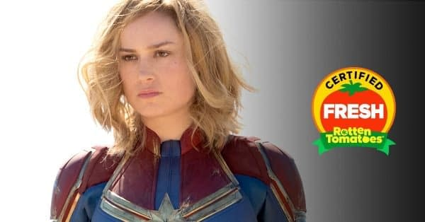 """Rotten Tomatoes """"Glitch"""" Allowed """"Tens of Thousands"""" to Review, Vote on 'Captain Marvel' Early"""
