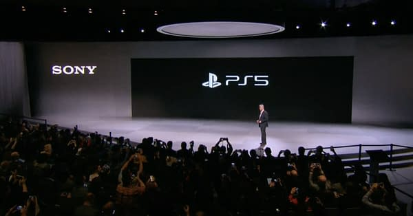 Sony Reveals PlayStation 5 During CES 2020
