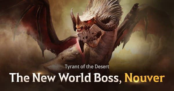 """""""Black Desert Mobile"""" Adds A New Dragon Boss To The Mix"""