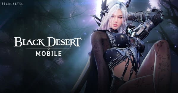 """Black Desert Mobile"" Opens Pre-Registration For Dark Knight Class"