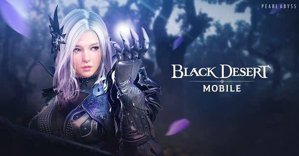 Black Desert Mobile Dark Knight
