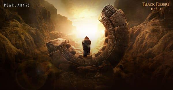 The Secret Shultz Fortress enters Black Desert Online.