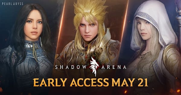 Shadow Arena will drop into Early Access on May 21st, courtesy of Pearl Abyss.