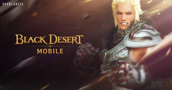 Black Desert Mobile adds the mighty Striker class this week.