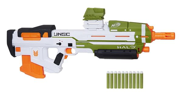 Halo Infinite Join NERF as the M240 Blaster Gets a Remake