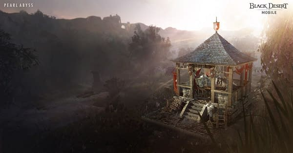 A look at Hadum in Black Desert Mobile, courtesy of Pearl Abyss.