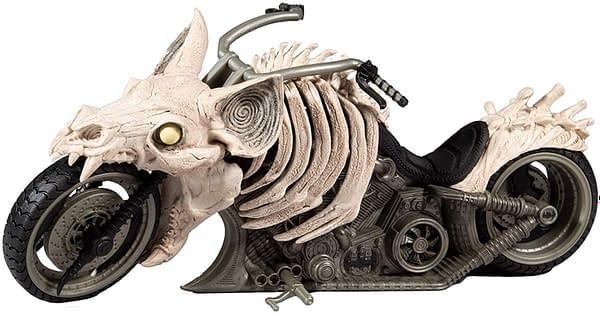 Batman Death Metal Batcycle Pre-Orders Arrive From McFarlane Toys