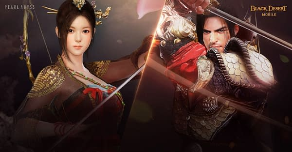 A look at the Maehwa and Musa in Black Desert Mobile, courtesy of Pearl Abyss.