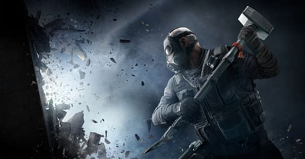 Rainbow Six Siege breaches into next-gen, courtesy of Ubisoft.