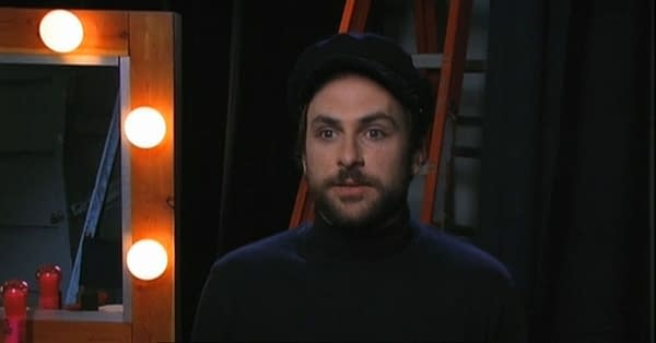 Always Sunny in Philadelphia star Charlie Day has a message for Emmy voters (Image: FX Networks screencap)