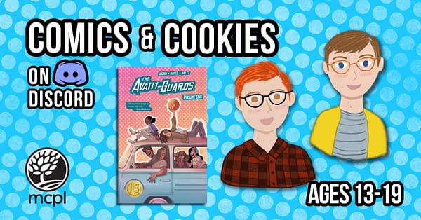 Comics, Cookies And The Daily LITG, 18th January 2021